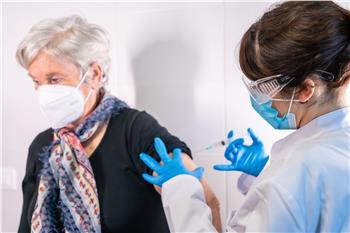 Nun Impfvormerkungen auch ab 70 möglich
