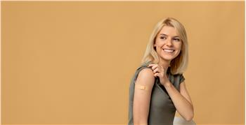 Coronaschutz-Impfung – im Laufe des morgigen Samstags zum 400.000 Mal geimpft
