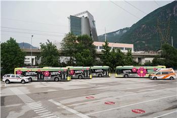 Presto saranno quattro i Vaxbus in circolazione